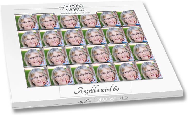 Personalisierte Schokolade Mit Eigenen Fotos My Schoko World